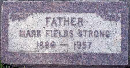 STRONG, MARK FIELDS - Utah County, Utah | MARK FIELDS STRONG - Utah Gravestone Photos