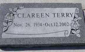 TERRY, CLAREEN - Utah County, Utah | CLAREEN TERRY - Utah Gravestone Photos