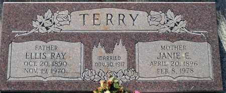 TERRY, ELLIS RAY - Utah County, Utah | ELLIS RAY TERRY - Utah Gravestone Photos