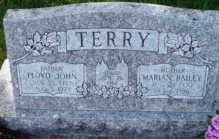 TERRY, MARIAN - Utah County, Utah | MARIAN TERRY - Utah Gravestone Photos