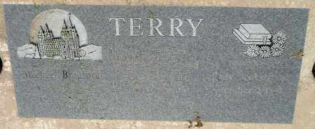 TERRY, MICHAEL BRADFORD - Utah County, Utah | MICHAEL BRADFORD TERRY - Utah Gravestone Photos