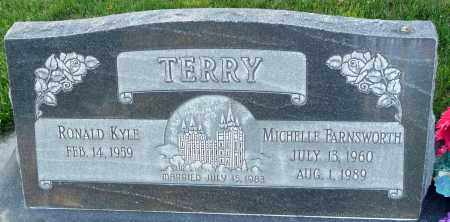 TERRY, RONALD KYLE - Utah County, Utah | RONALD KYLE TERRY - Utah Gravestone Photos