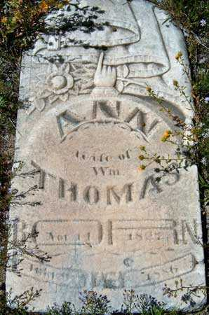 BONA THOMAS, ANN - Utah County, Utah | ANN BONA THOMAS - Utah Gravestone Photos