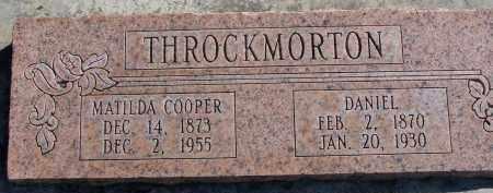 COOPER, MATILDA - Utah County, Utah | MATILDA COOPER - Utah Gravestone Photos