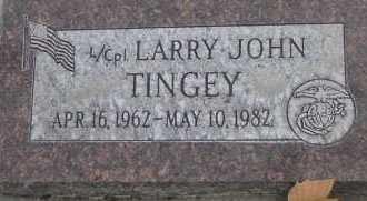 TINGEY (SERV), LARRY JOHN - Utah County, Utah | LARRY JOHN TINGEY (SERV) - Utah Gravestone Photos