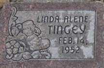 TINGEY, LINDA ALENE - Utah County, Utah | LINDA ALENE TINGEY - Utah Gravestone Photos