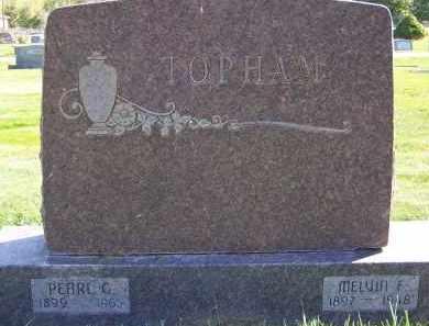 TOPHAM, PEARL SYBIL - Utah County, Utah | PEARL SYBIL TOPHAM - Utah Gravestone Photos