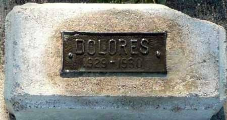 UNKNOWN, DOLORES - Utah County, Utah | DOLORES UNKNOWN - Utah Gravestone Photos