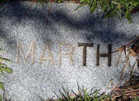 MCDANIEL, MARTHA JANE - Utah County, Utah | MARTHA JANE MCDANIEL - Utah Gravestone Photos