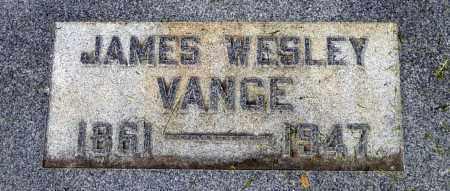 VANCE, JAMES WESLEY - Utah County, Utah | JAMES WESLEY VANCE - Utah Gravestone Photos