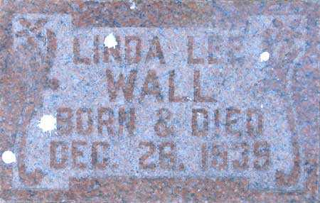WALL, LINDA LEE - Utah County, Utah | LINDA LEE WALL - Utah Gravestone Photos