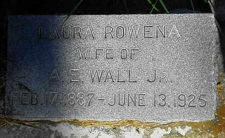 GUNDERSON, LAURA ROWENA - Utah County, Utah | LAURA ROWENA GUNDERSON - Utah Gravestone Photos
