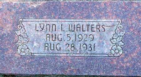 WALTERS, LYNN I. - Utah County, Utah | LYNN I. WALTERS - Utah Gravestone Photos