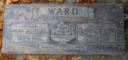 WARD, RUBY - Utah County, Utah | RUBY WARD - Utah Gravestone Photos