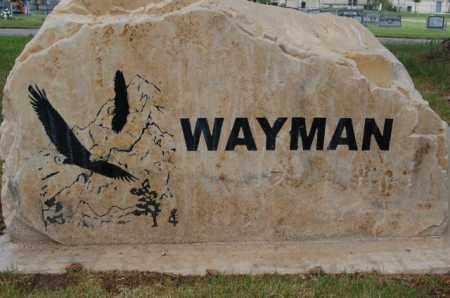 WAYMAN, URSULA - Utah County, Utah | URSULA WAYMAN - Utah Gravestone Photos