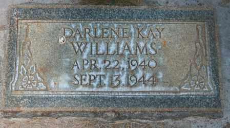WILLIAMS, DARLENE KAY - Utah County, Utah | DARLENE KAY WILLIAMS - Utah Gravestone Photos