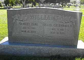 WILLIAMS, HAZEL ADELINE - Utah County, Utah | HAZEL ADELINE WILLIAMS - Utah Gravestone Photos