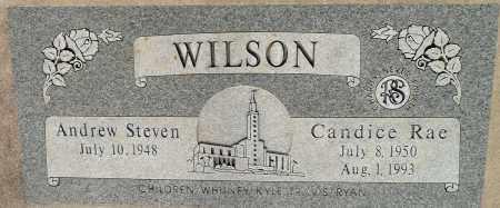 WILSON, CANDICE RAE - Utah County, Utah | CANDICE RAE WILSON - Utah Gravestone Photos