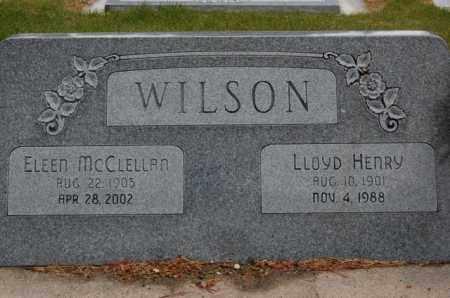 WILSON, ELEEN - Utah County, Utah | ELEEN WILSON - Utah Gravestone Photos