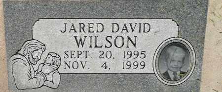 WILSON, JARED DAVID - Utah County, Utah | JARED DAVID WILSON - Utah Gravestone Photos