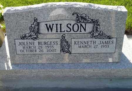 BURGESS WILSON, JOLENE - Utah County, Utah | JOLENE BURGESS WILSON - Utah Gravestone Photos