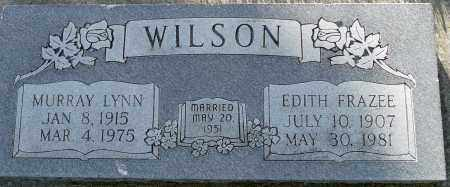 WILSON, EDITH - Utah County, Utah   EDITH WILSON - Utah Gravestone Photos