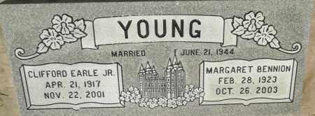 YOUNG, CLIFFORD EARLE JR. - Utah County, Utah | CLIFFORD EARLE JR. YOUNG - Utah Gravestone Photos
