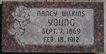 YOUNG, NANCY - Utah County, Utah | NANCY YOUNG - Utah Gravestone Photos