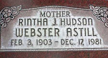 WEBSTER, RINTHA JANE - Wasatch County, Utah | RINTHA JANE WEBSTER - Utah Gravestone Photos