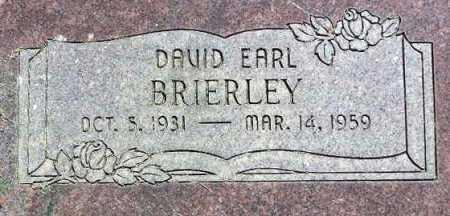 BRIERLEY, DAVID EARL - Wasatch County, Utah   DAVID EARL BRIERLEY - Utah Gravestone Photos