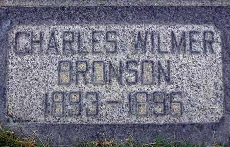 BRONSON, CHARLES WILMER - Wasatch County, Utah | CHARLES WILMER BRONSON - Utah Gravestone Photos
