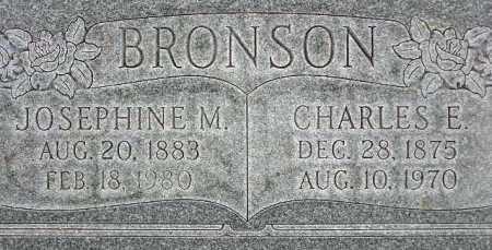 BRONSON, CHARLES EDWIN - Wasatch County, Utah | CHARLES EDWIN BRONSON - Utah Gravestone Photos