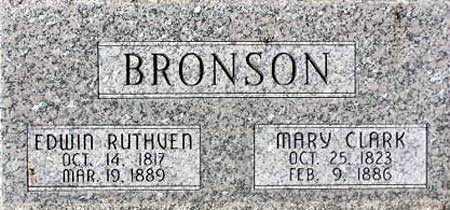 BRONSON, MARY - Wasatch County, Utah | MARY BRONSON - Utah Gravestone Photos