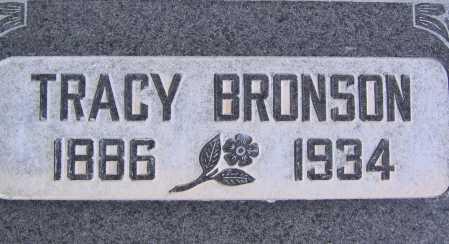 BRONSON, TRACY - Wasatch County, Utah | TRACY BRONSON - Utah Gravestone Photos