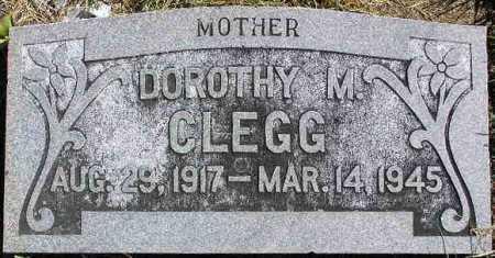 CLEGG, DOROTHY - Wasatch County, Utah | DOROTHY CLEGG - Utah Gravestone Photos