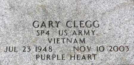 CLEGG, GARY - Wasatch County, Utah | GARY CLEGG - Utah Gravestone Photos