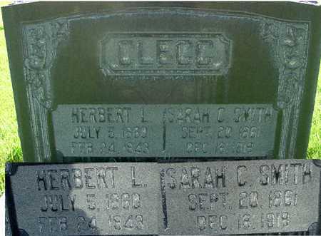 CLEGG, HERBERT LORENZO - Wasatch County, Utah   HERBERT LORENZO CLEGG - Utah Gravestone Photos