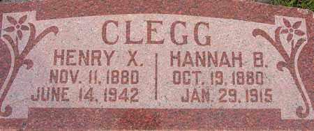 CLEGG, HANNAH - Wasatch County, Utah   HANNAH CLEGG - Utah Gravestone Photos