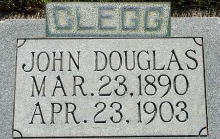 CLEGG, JOHN DOUGLAS - Wasatch County, Utah   JOHN DOUGLAS CLEGG - Utah Gravestone Photos