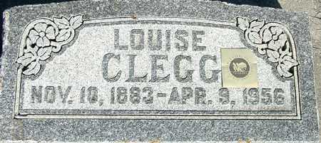 CLEGG, LOUISE EMILY - Wasatch County, Utah | LOUISE EMILY CLEGG - Utah Gravestone Photos