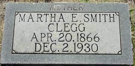CLEGG, MARTHA ELLEN - Wasatch County, Utah | MARTHA ELLEN CLEGG - Utah Gravestone Photos