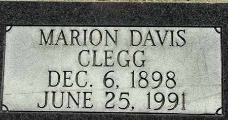 CLEGG, MARION GARLAND - Wasatch County, Utah   MARION GARLAND CLEGG - Utah Gravestone Photos