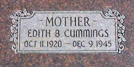 BAUM CUMMINGS, EDITH MAE - Wasatch County, Utah | EDITH MAE BAUM CUMMINGS - Utah Gravestone Photos