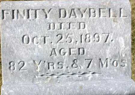DAYBELL, FINITY (CLOSE-VIEW) - Wasatch County, Utah   FINITY (CLOSE-VIEW) DAYBELL - Utah Gravestone Photos
