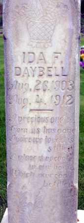 DAYBELL, IDA F. - Wasatch County, Utah | IDA F. DAYBELL - Utah Gravestone Photos
