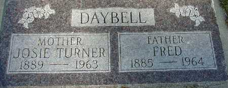 DAYBELL, FREDERICK - Wasatch County, Utah | FREDERICK DAYBELL - Utah Gravestone Photos