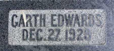 EDWARDS, GARTH - Wasatch County, Utah | GARTH EDWARDS - Utah Gravestone Photos