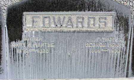 EDWARDS, GEORGE HENRY - Wasatch County, Utah | GEORGE HENRY EDWARDS - Utah Gravestone Photos