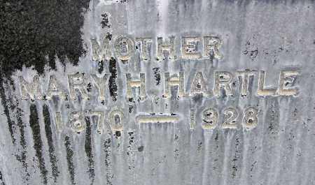 EDWARDS, MARY HANNAH - Wasatch County, Utah | MARY HANNAH EDWARDS - Utah Gravestone Photos