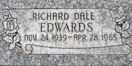 EDWARDS, RICHARD DALE - Wasatch County, Utah   RICHARD DALE EDWARDS - Utah Gravestone Photos